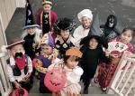 Respook, Rewear, Rescare: Halloween Costume Exchange