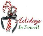 Holidays in Powell Tree Lighting and Festivities