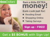 Earn money for things you do online