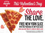 Sbarro Big Game Special for the Superbowl