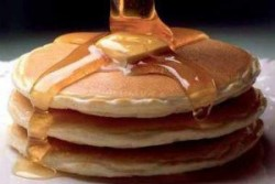 Free pancakes for IHOP National Pancake Day