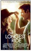 Win movie passes for The Longest Ride
