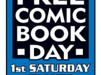 Free Comic Book Day is Saturday, May 6