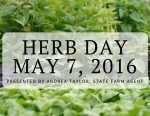 Herb Day in Gahanna
