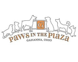 Paws on the Plaza in Gahanna