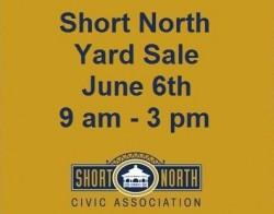 Annual Short North Yard Sale