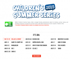 $1 Movies for Children's Summer Series at Studio Movie Grill