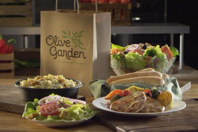 Olive Garden Get 5 Off Catering Or To Go Orders