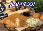 Long John Silver's offers new Fisherman's Basket for $4.99