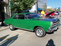 Colo's Classic Car Show at the Columbus Zoo