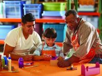 Home Depot Free Kids Workshop: Flower Pot