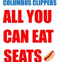 columbus clippers all you can eat seats