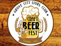 Lions Club Spring Craft Beer Fest