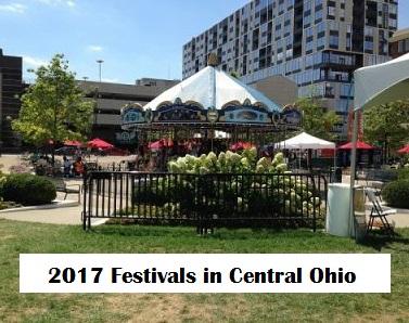 central ohio festivals