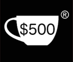 "Free E-book: ""The $500 Cup of Coffee"""