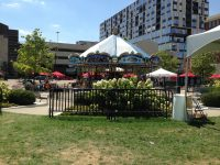 Memorial Day Weekend at the Columbus Commons