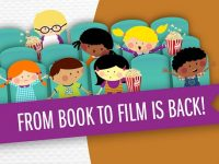 Free Movie Admission: From Book to Film at GFC