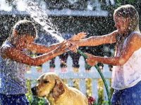 Free and cheap ways to keep kids active over the summer