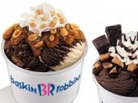 Baskin-Robbins: Get ice cream scoop for $1.31