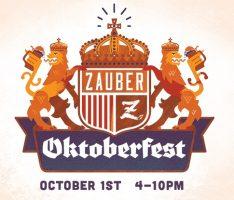 Zauber Brewing Company Oktoberfest
