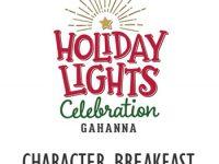 Holiday Character Breakfast in Gahanna