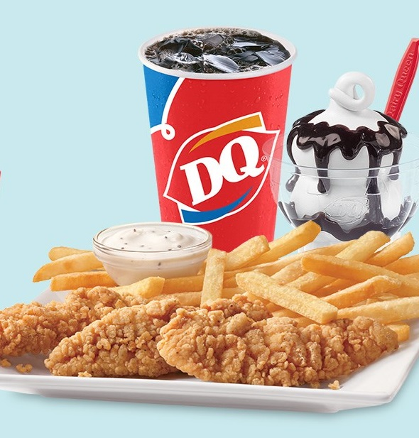 Dairy Queen Serves 5 Buck Lunch With Sundae All Day