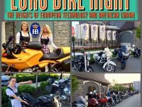 Euro Bike Nights at Grandview Yard