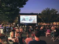 Topiary Park Summer Movies: From Book to Film Series
