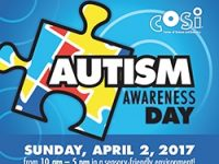 COSI Autism Awareness & Activities Day