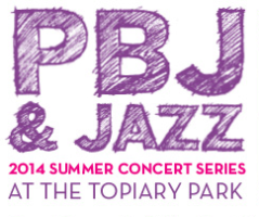 PBJ and Jazz free kids concerts in August