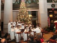 Ohio Statehouse Holiday Choir Performances
