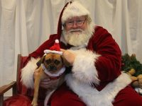 Howliday Bazaar and Pet Photos with Santa
