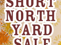 Annual Short North Yard Sale