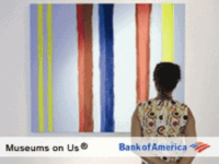 Free museum pass for Bank of America customers