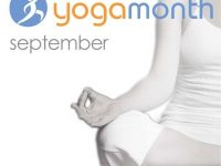 National Yoga Month and Free Yoga
