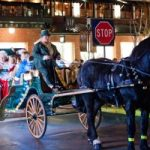 Easton Holiday Carriage Rides
