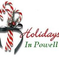 holidays in powell