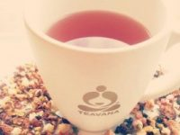 Free Winterberry Green Tea at Teavana