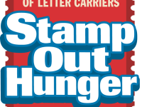 Letter Carrier's Stamp Out Hunger Campaign