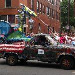 Liberty and Lunacy: Doo Dah Parade and Block Party