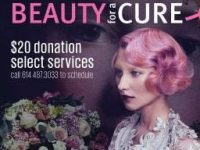 Beauty for a Cure at Nurtur the Salon