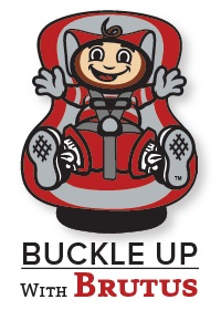 Buckle Up with Brutus Car Seat Safety Event with free car seats