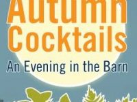 Autumn Cocktails at the Conservatory
