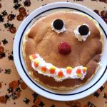 IHOP: Free Scary Face pancake for kids