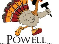 Powell Turkey Trot on Thanksgiving Day