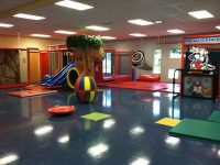 Open Play for kids over Christmas Break at Easter Seals