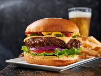 $5 Burgers and Unlimited Fries at Max and Erma's
