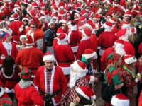 SantaCon Columbus Bar Crawl