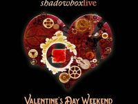 Celebrate Valentine's Day at Shadowbox Live!