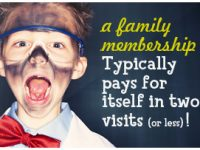 Limited time COSI Membership Discount